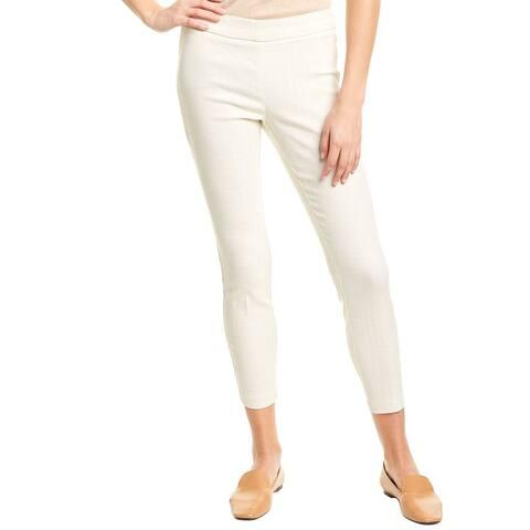 Nanette By Nanette Lepore Pull-On Linen-Blend Pant