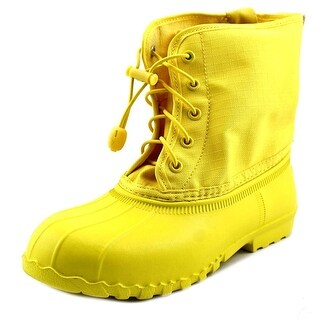 Native Jimmy Junior Round Toe Synthetic Rain Boot
