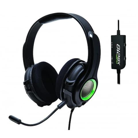 Cruiser XB210 BASS QUAKE Stereo Gaming Headset with Detachable Boom Mic for XBOX 360 - OG-AUD63078 Syba