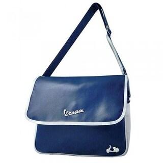 Vespa Messenger Bag - Blue