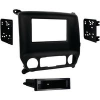 Metra 99-3014G 2014 & Up Chevrolet(R) Silverado 1500/Gmc(R) Sierra 1500 Iso-/Double-Din Installation Kit