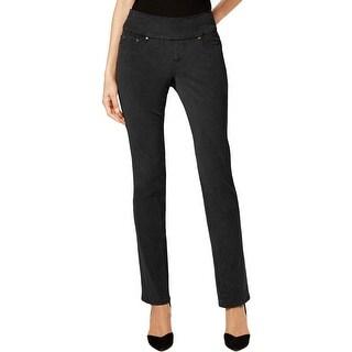 Jag Jeans Womens Peri Corduroy Pants Pull-On Straight Leg