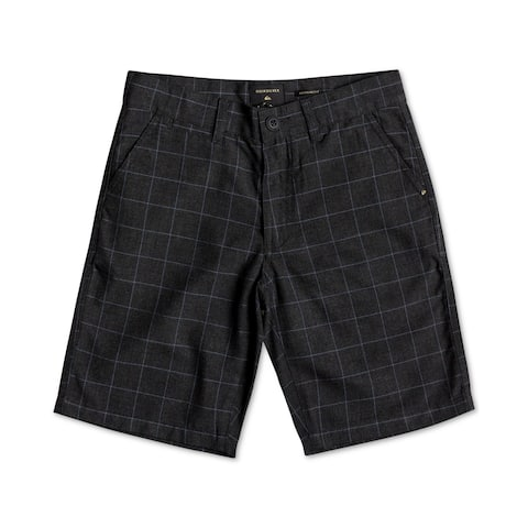 Quiksilver Boys Regeneration Casual Chino Shorts - 29