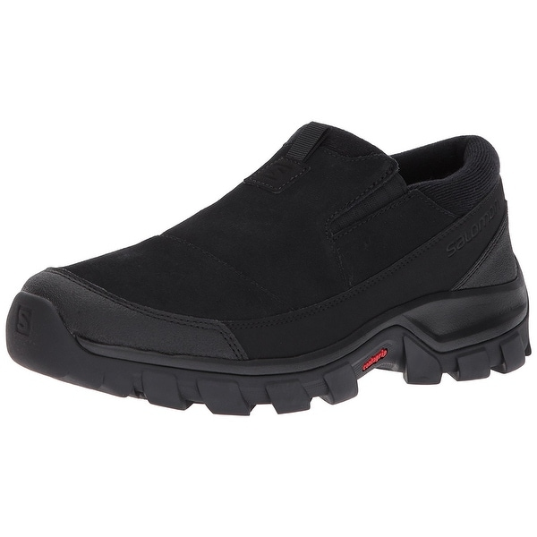 Salomon Mens snowclog Closed Toe Slip On Shoes