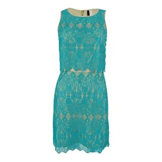 Kensie Women's Layered Lace Dress (4 options available)