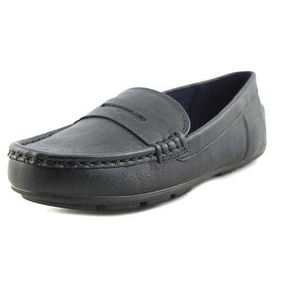 Ben Sherman Marlow Youth Round Toe Synthetic Black Loafer|https://ak1.ostkcdn.com/images/products/is/images/direct/e7ebbd4b91b73c7f6260015016c90a710de35c73/Ben-Sherman-Marlow-Youth-Round-Toe-Synthetic-Black-Loafer.jpg?impolicy=medium