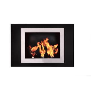 Bio Flame Fiorenzo Bio-Ethanol Fireplace - steel/black|https://ak1.ostkcdn.com/images/products/is/images/direct/e7ef15c5cf1eee9480d4505d3c0d272c2f69a2a7/Bio-Flame-Fiorenzo-Bio-Ethanol-Fireplace.jpg?impolicy=medium
