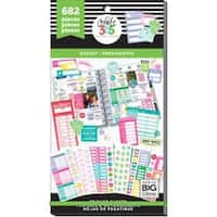 Budget Fill-In; 682/Pkg - Happy Planner Sticker Value Pack
