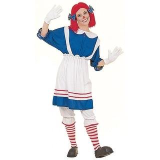Adult Rag Doll Girl
