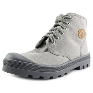 Naot Scout Round Toe Canvas Hiking Boot
