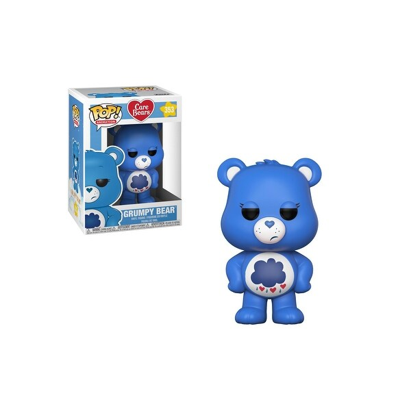 Pop! Animation: Care Bears Grumpy Bear