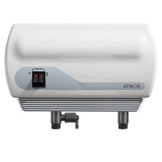 Atmor AT-900-03 3kW/110V Tankless Electric Instant Water Heater - White