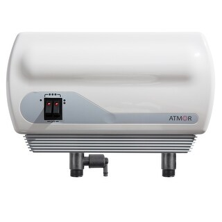 Atmor AT-900-10 10.5 kW/240V Tankless Electric Instant Water Heater - White