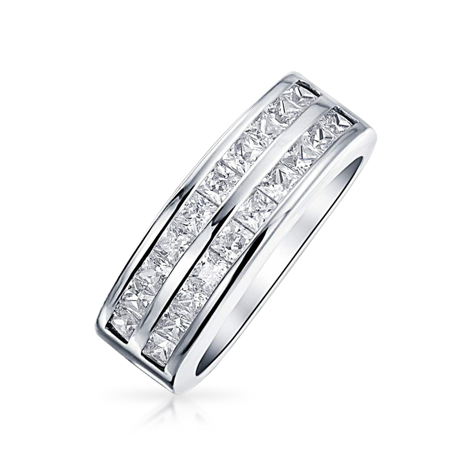 f5c827eed6da0 Buy Fine Cubic Zirconia Rings Online at Overstock | Our Best Rings Deals