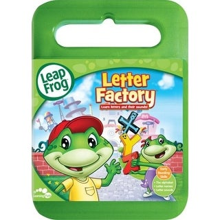 Letter Factory [DVD]