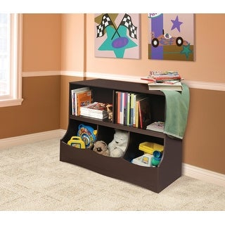 Link to Badger Basket Multi-Bin Storage Cubby Similar Items in Kids' Storage & Toy Boxes