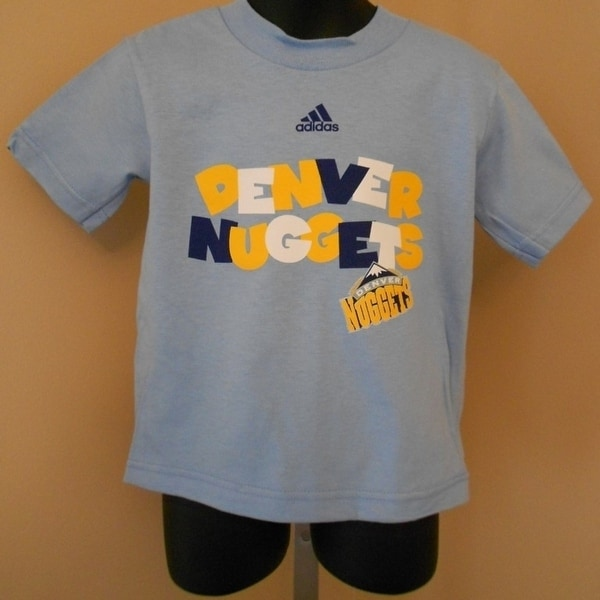cheaper 91bba 8b4df Denver Nuggets 3T Toddler 3T T-Shirt Nice Adidas 13Mm