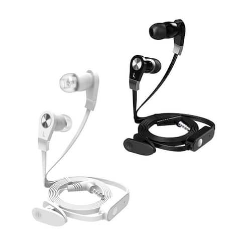 Bogo Color Wired Headphones