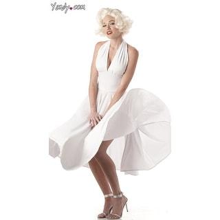 Sexy Marilyn Costume, Sexy Marilyn Halloween Costume