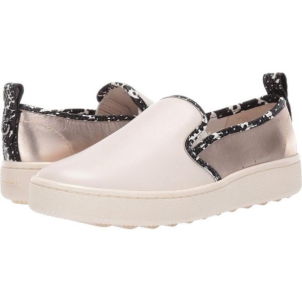 Shop Coach Womens C115 Slip-On Sneaker