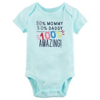 Carter's Baby Girls' 100% Amazing Collectible Bodysuit