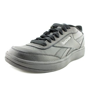 Reebok Royal Ace   Round Toe Leather  Sneakers