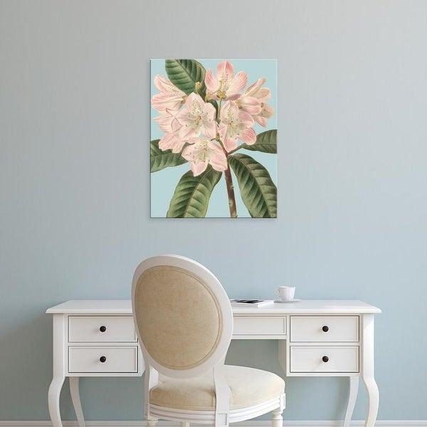 Easy Art Prints Vision Studio's 'Fresh Florals II' Premium Canvas Art