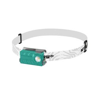 NITECORE NU20 Rechargeable 360 Lumen Headlamp (Black) (Option: Green)
