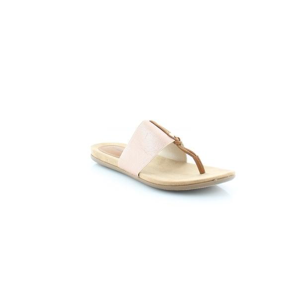 Alfani Harr 2 Women's Sandals & Flip Flops Rose Gold