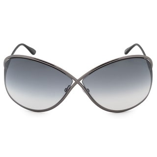 9937e0d11b Shop Tom Ford Miranda Butterfly Sunglasses FT0130 08B 68 - Free Shipping  Today - Overstock - 23138751