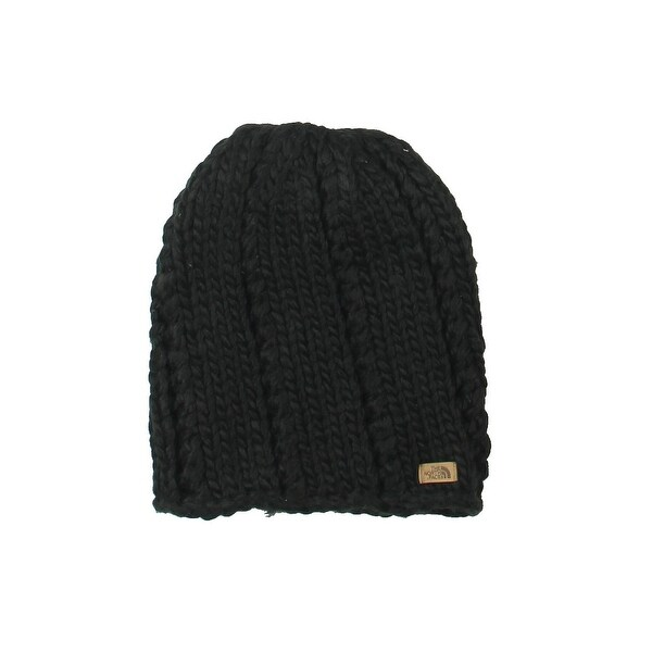 bec6a8de58d8d Shop The North Face Womens Beanie Hat Chunky Knit Winter - O/S - Free  Shipping On Orders Over $45 - Overstock - 24269176