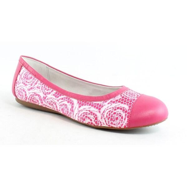 0dcedea57e82 Shop Softwalk Womens Napa Pink Rose Ballet Flats Size 7.5 (C