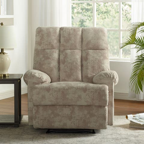 Modern Overstuffed Heavy Duty Home Theater Seating