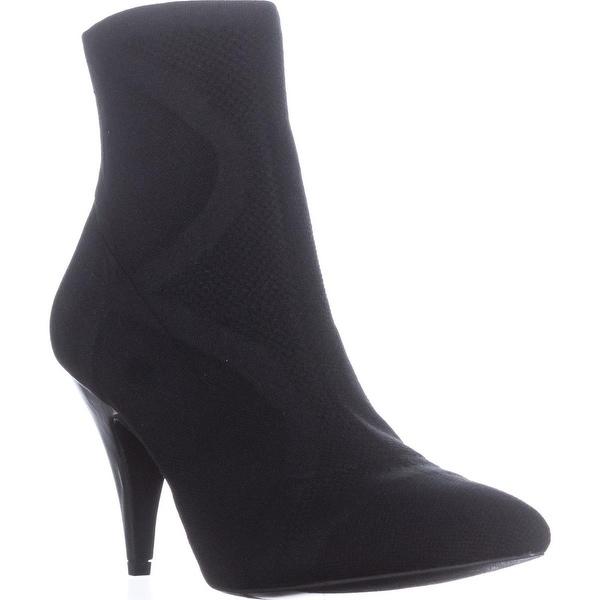 Carlos by Carlos Santana Makayla Pointed-Toe Boots, Black