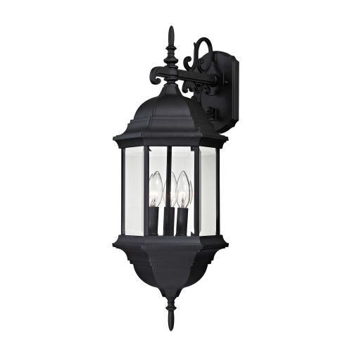 Cornerstone Lighting 8613EW Spring Lake 3 Light Outdoor Wall Sconce