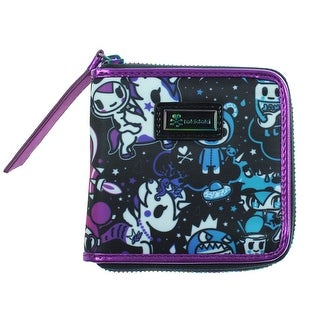 Tokidoki Galactic Dreams Small Zip Around Wallet - One Size Fits most