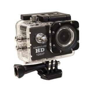 Cobra 5200 Adventure HD 1.3MP Sports Action Camera, 1920 x 1080p/30 fps