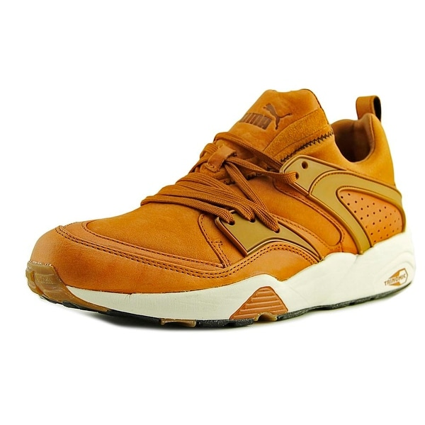 Puma Blaze of Glory Men Brown/Whisper White Sneakers Shoes
