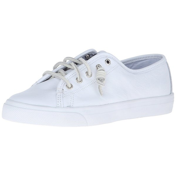 ead8168c51e16f Shop Sperry Womens Seacoast Low Top Pull On Fashion Sneakers - Free ...