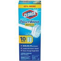 Clorox 01717 Toilet Wand Refills