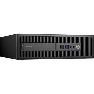 HP EliteDesk 800 G2 Desktop Computer - Intel Core i5-6500 3.2 GHz (Refurbished)