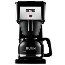 Bunn GRX-B Velocity Brew 10-cup Coffeemaker, Black