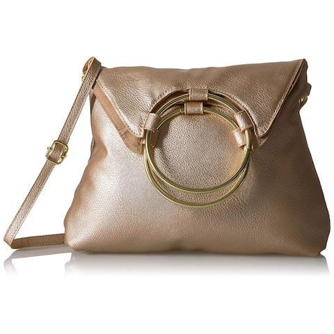 T-Shirt & Jeans Flap Over Ring Bag - One Size