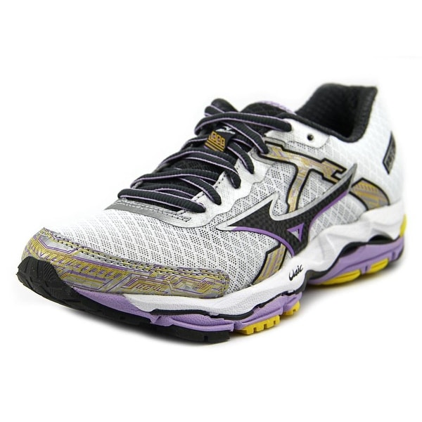 Mizuno Wave Enigma 4 Round Toe Synthetic Running Shoe