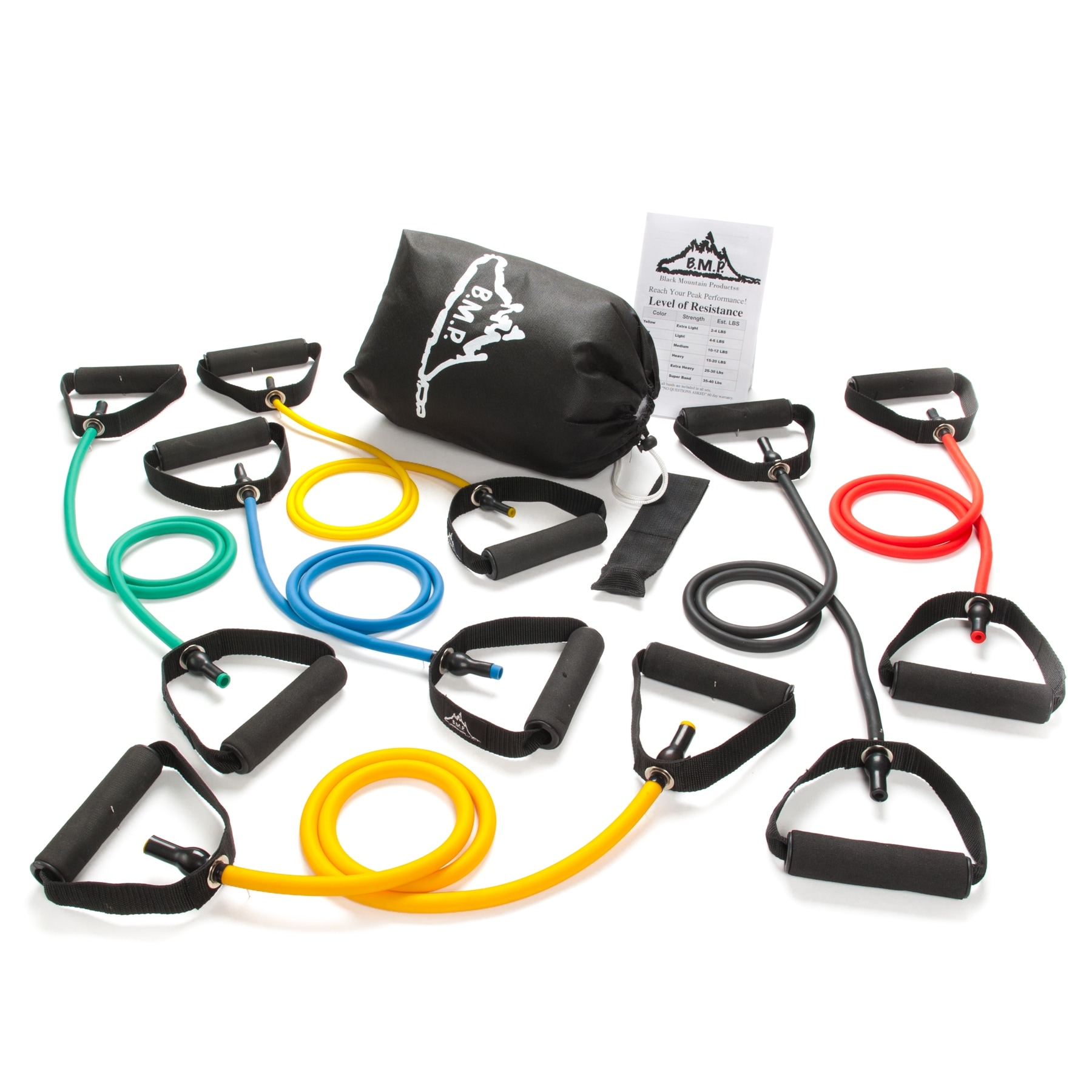 Black Mountain Products Resistance Band