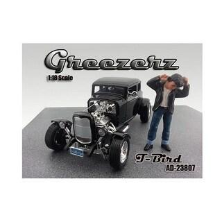 American Diorama Greezerz T-Bird Figure for 1-18 Diecast Model Cars
