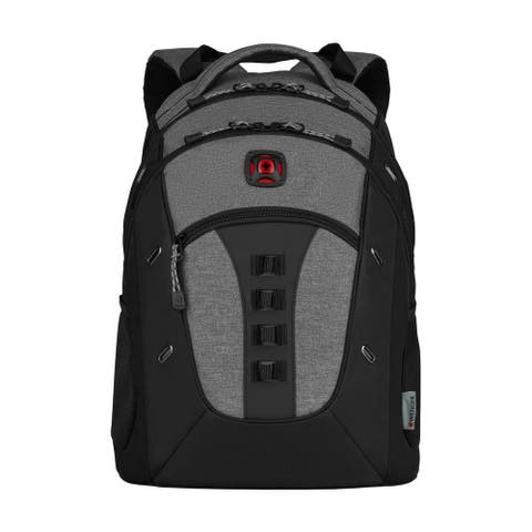Wenger North America Granite 16-inch Laptop Backpack (Gray)