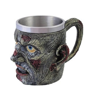 Creepy Zombie Head Mug