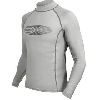 Ronstan long sleeve rash top upf50+ ice grey xxl - Multicolored