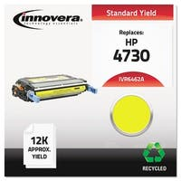 Innovera Remanufactured Q6462A (644A) Toner, Yellow Remanufactured Q6462A (644A) Toner, Yellow
